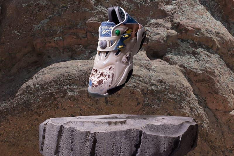 Brain Dead x Reebok 2020 秋冬全新聯乘系列鞋款正式發佈