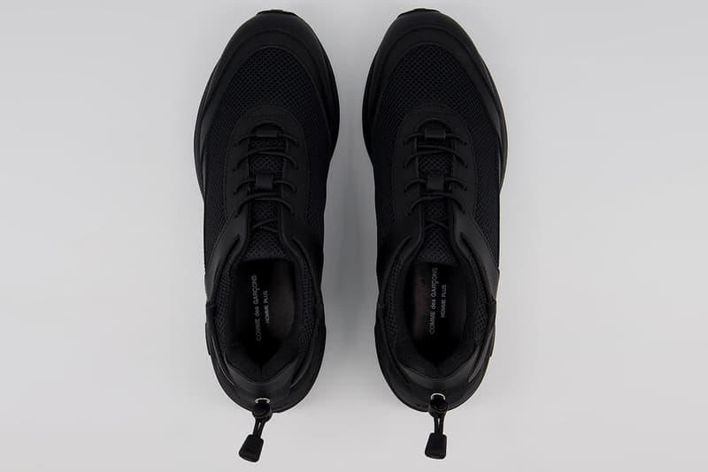 COMME des GARÇONS HOMME PLUS 全新 Cross Trainer 鞋款發佈