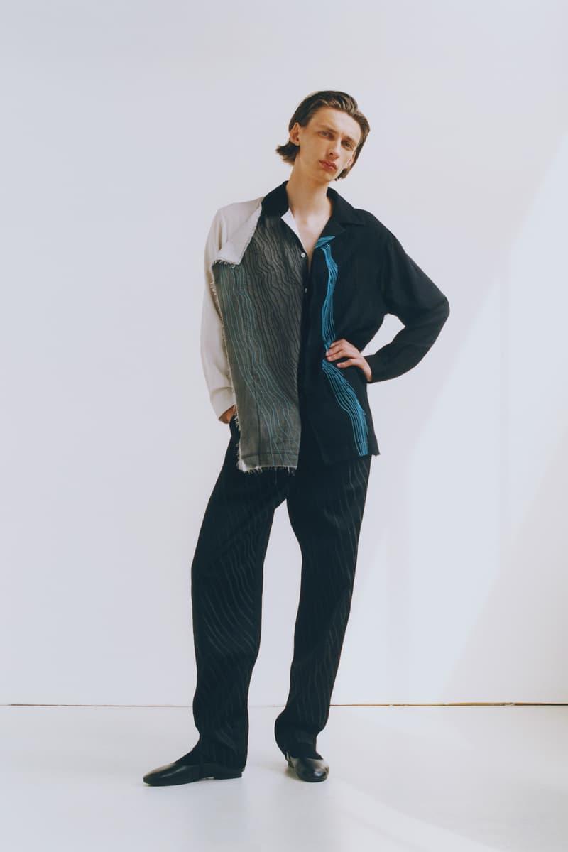 DANSHAN 2021 春夏系列 Lookbook 正式發佈