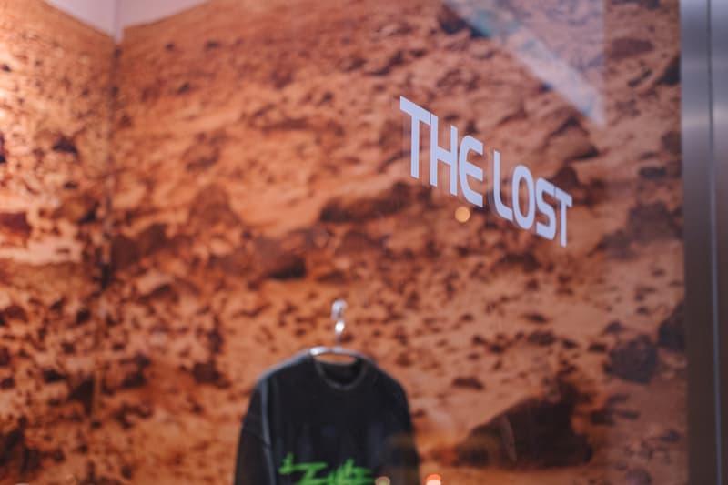 走进 DISTRICT 6「THE LOST」主题 Pop-Up期限店
