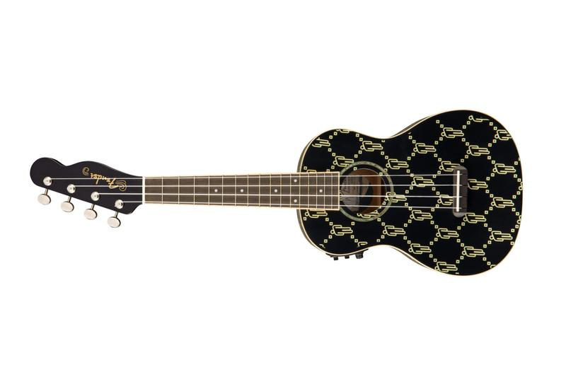 Fender携手 BillieEilish 打造全新 Artist Signature 系列 Ukulele