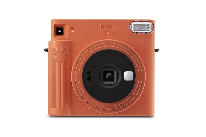 Fujifilm 推出全新即影即有相機 instax Square SQ1