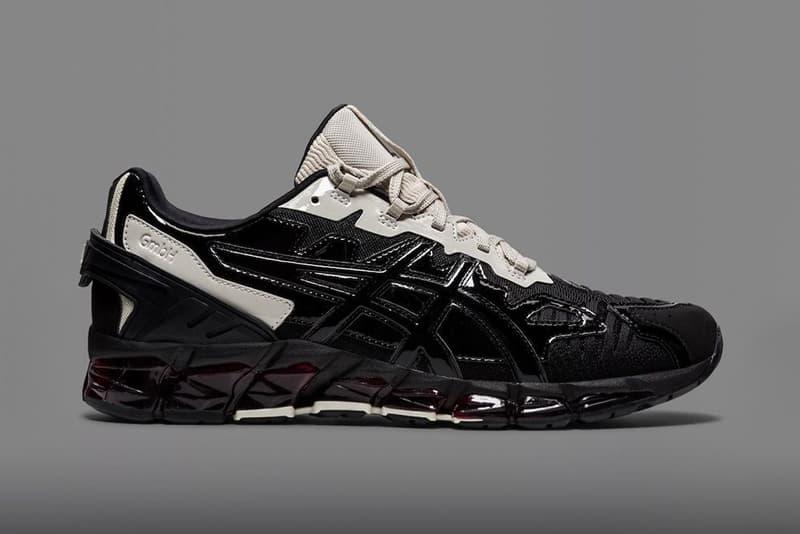 陰陽對比-GmbH x ASICS GEL-Nandi 360 最新聯名鞋款正式登場