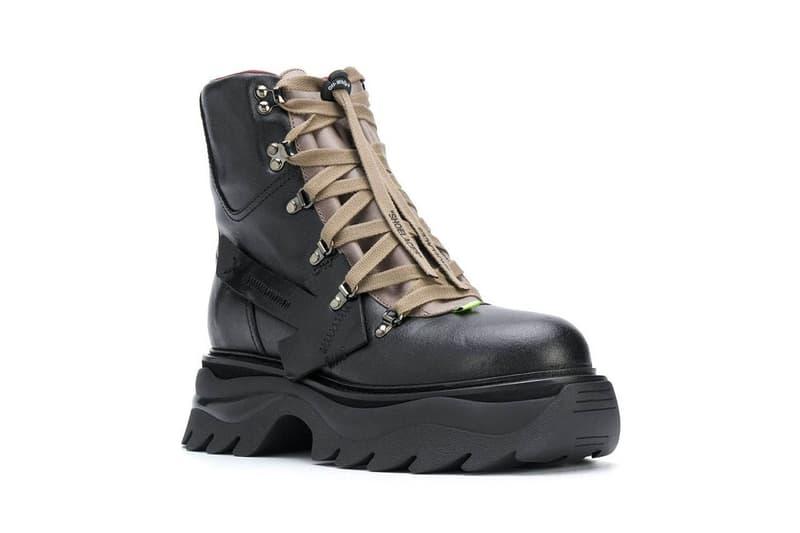 Off-White™ 推出要價 $1,310 美元全新靴款