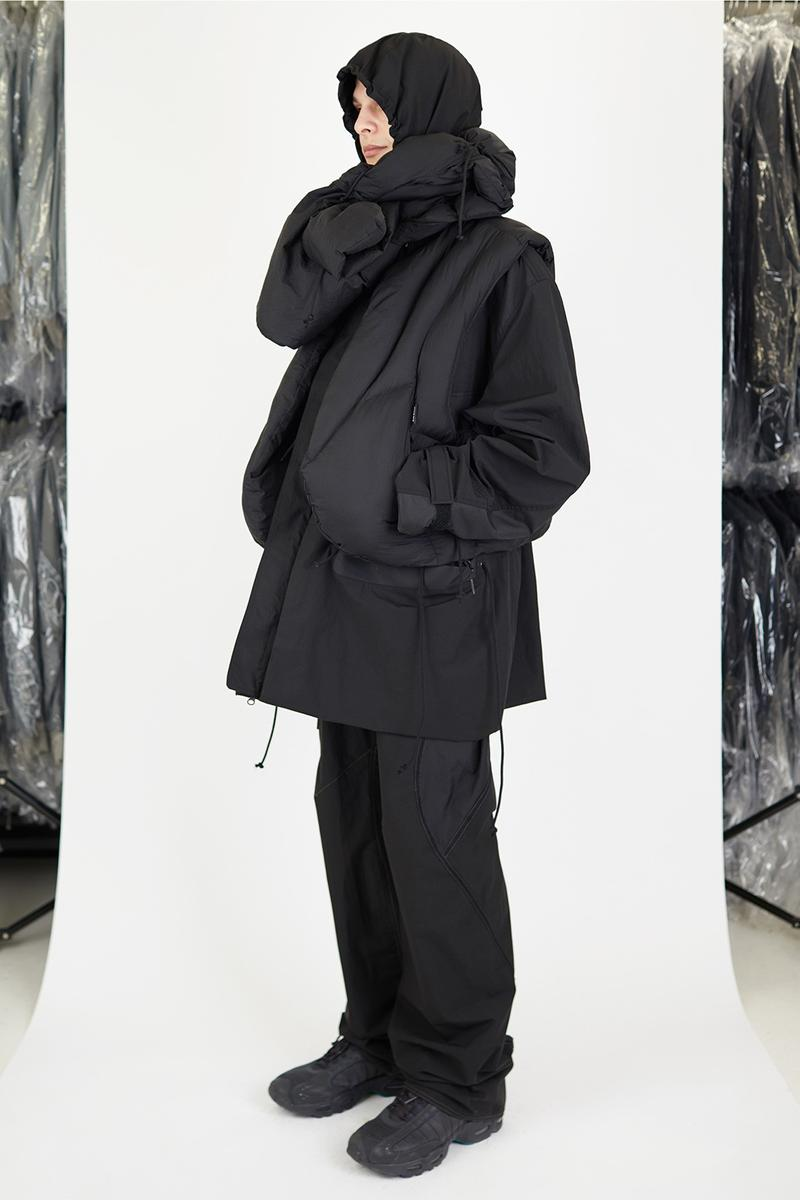 韓國設計師品牌Hyein Seo 2020 秋冬系列正式登場