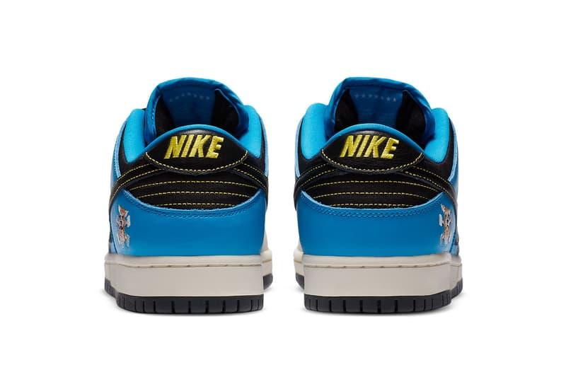 Instant Skateboards x Nike SB 全新聯名 Dunk Low 官方圖輯率先公開