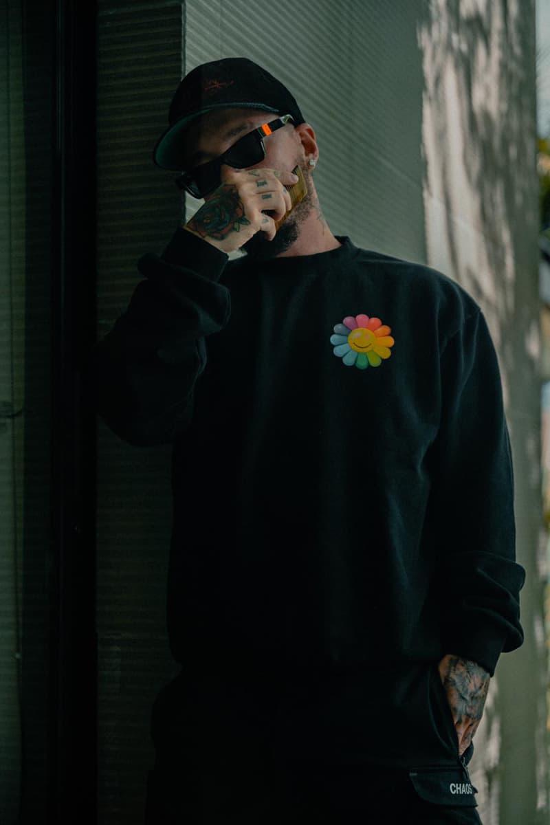 村上隆 x J Balvin 全新《Colores》聯乘系列最終回正式發佈