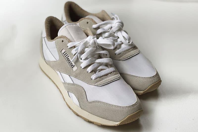 JJJJound預告 Reebok 最新聯名鞋款即將登場?