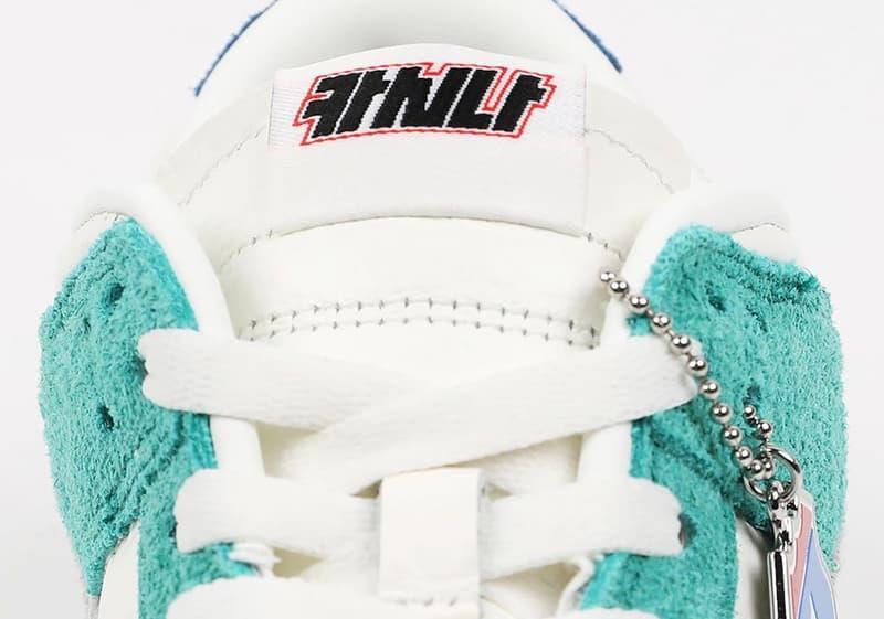 Kasina x Nike Dunk Low 全新聯乘系列鞋款官方圖輯、發售情報正式公開