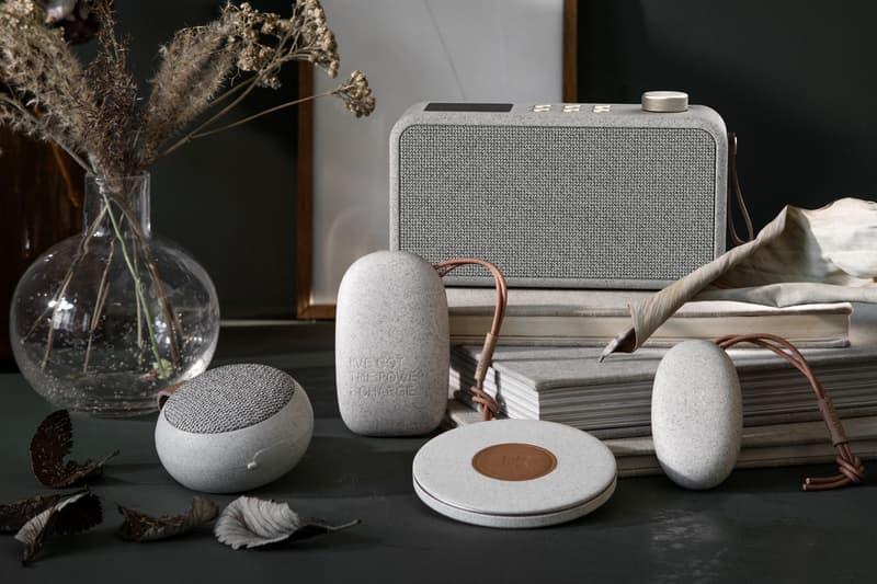 丹麦音响品牌 Kreafunk 推出全新「CARE」环保系列