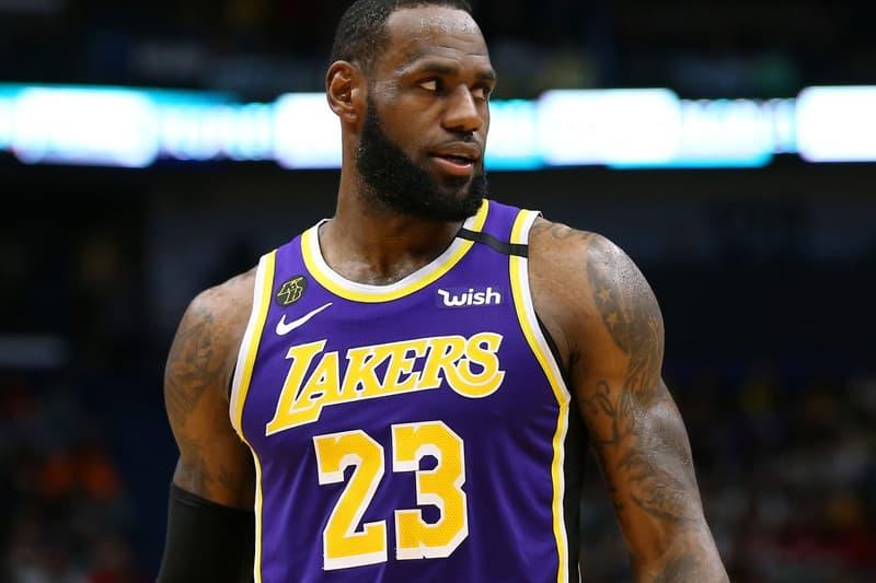 LeBron James 對於 NBA 年度最有價值球員 MVP 的選票數感到生氣