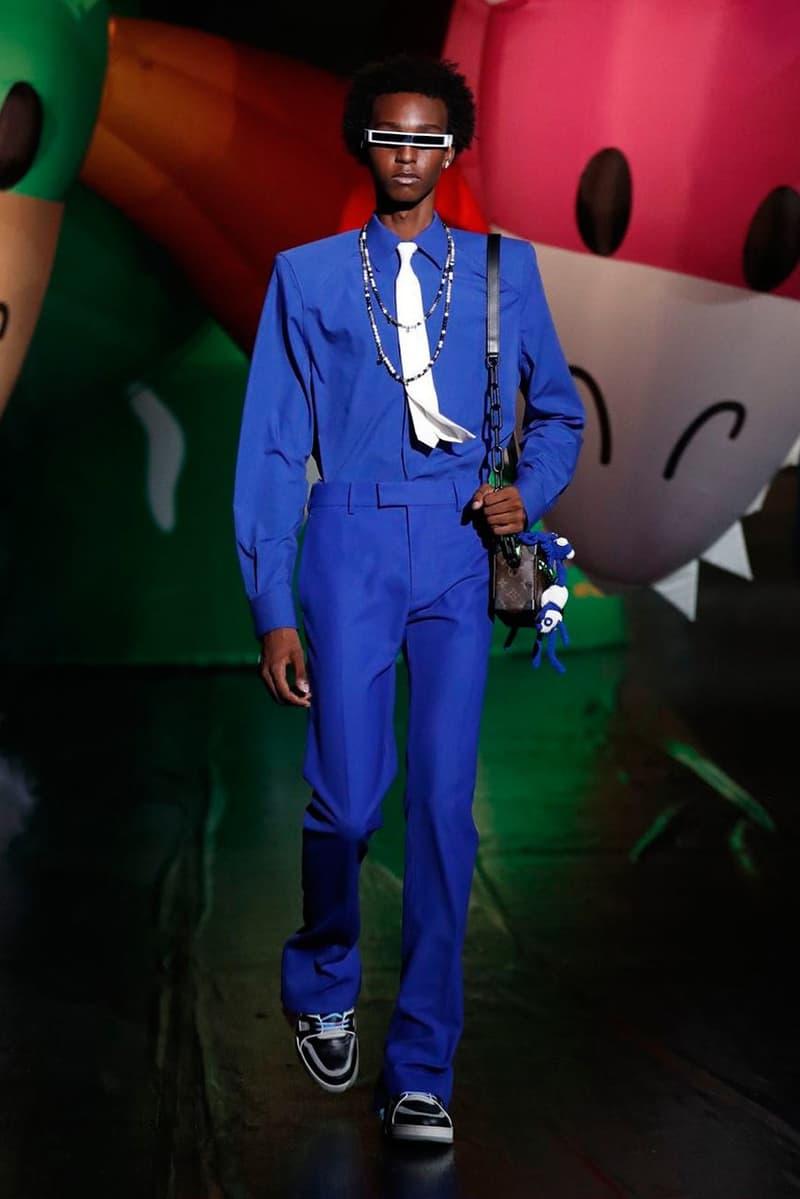 Virgil Abloh 執掌 Louis Vuitton 2021 春夏系列男裝秀登陸東京