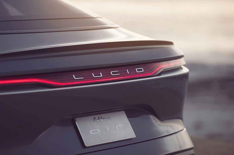 Tesla 殺手 - 頂級奢華全電能汽車 Lucid Air 正式登場
