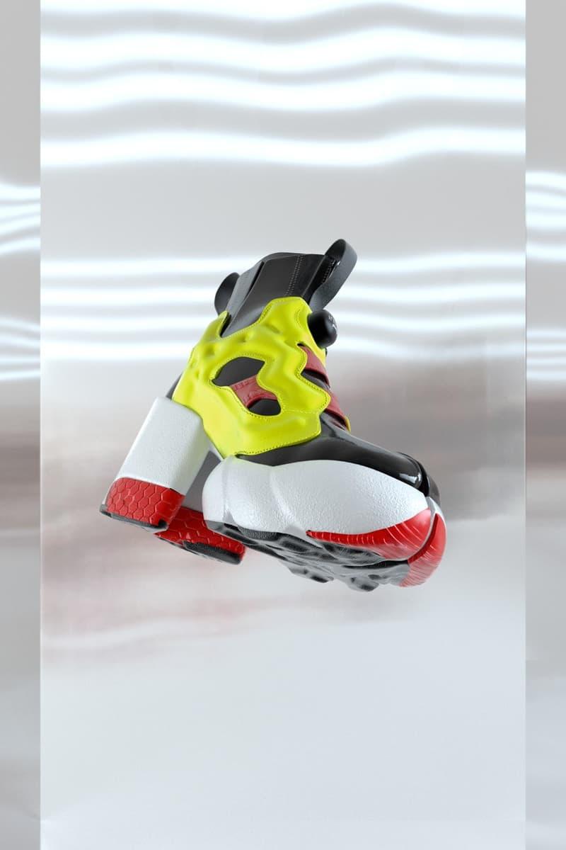 Maison Margiela x Reebok Tabi Instapump Fury 全新聯名鞋款即將登場
