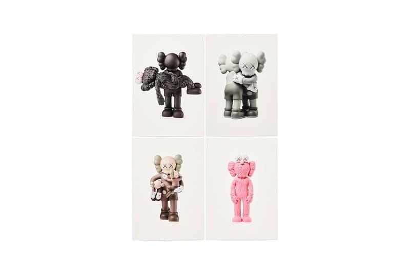 MoMA Design Store 推出全新 KAWS 周邊系列