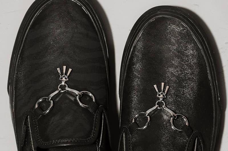 奢華質感 - Vans x NEEDLES 全新聯乘系列鞋款正式發佈