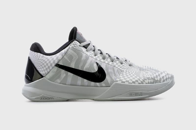 DeMar DeRozan 專屬球員配色 Nike Kobe 5 Protro「Zebra」發售情報公佈