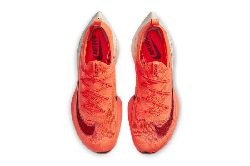 Nike 推出 ZoomX Vaporfly Next%、Air Zoom Alphafly Next% 最新配色