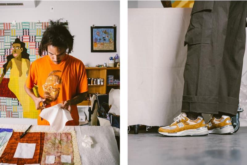 Packer x New Balance 992 最新聯名鞋款正式登場
