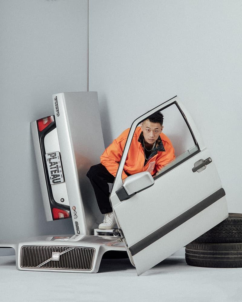 PLATEAU STUDIO 2020 秋冬系列 Lookbook 正式發佈