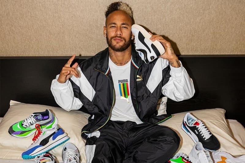 Neymar 正式離開 Nike 轉投 PUMA 陣營