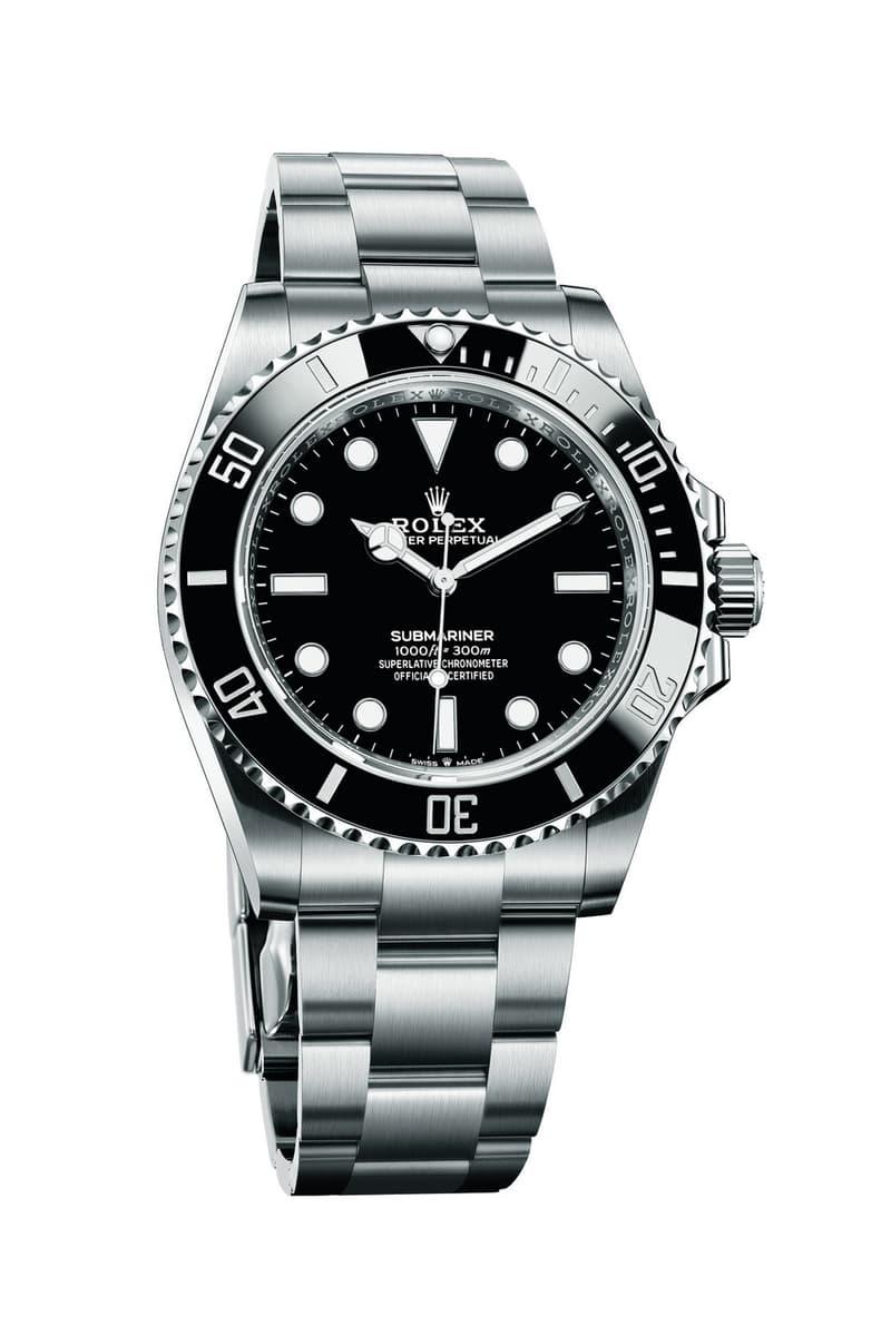 Rolex Submariner 潛水腕錶 2020 年全新款式盡數登場