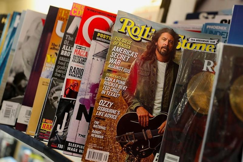 《Rolling Stone》公佈全新史上最佳 500 大專輯排行榜