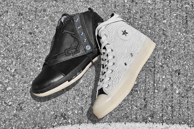 Jordan Brand 與 Converse 推出全新 Russell Westbrook「Why Not?」主題鞋款套裝