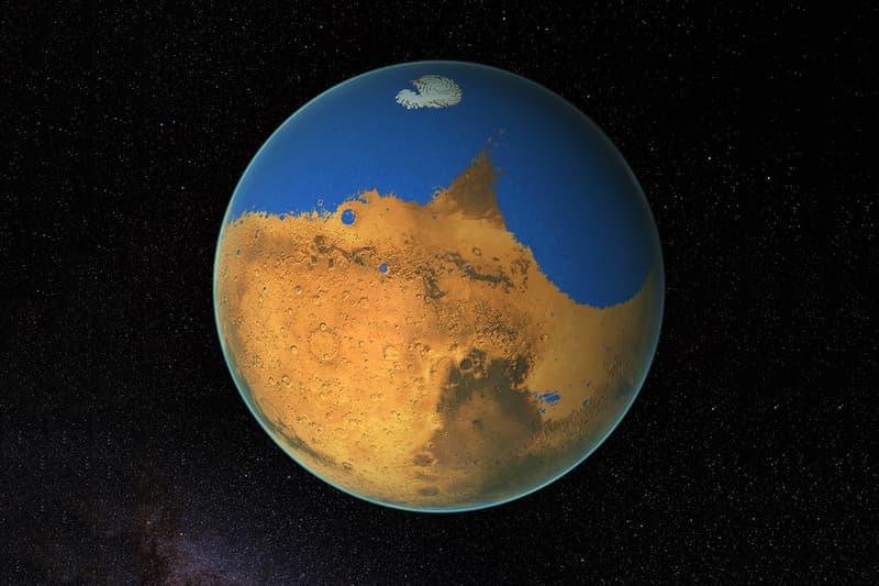科學家於火星發現 3 座全新地底湖泊
