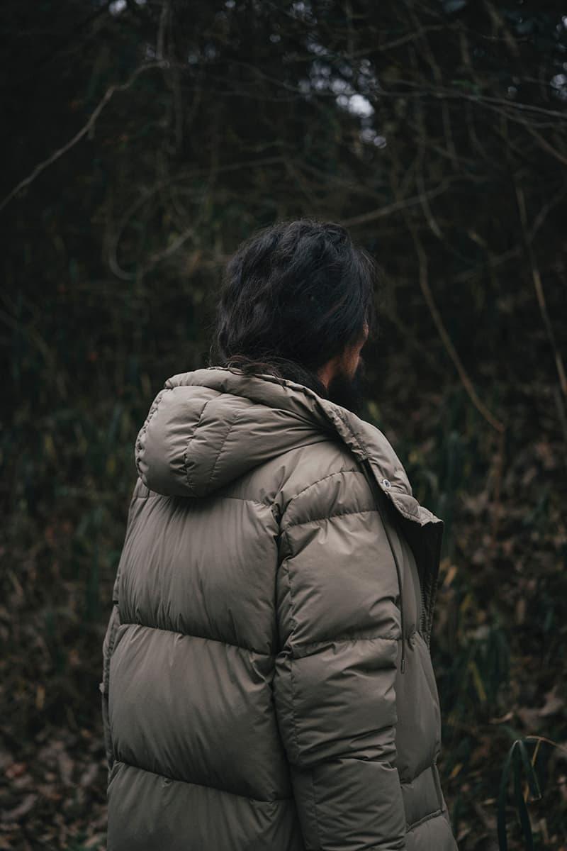 Snow Peak 2020 秋冬系列 Lookbook 正式發佈