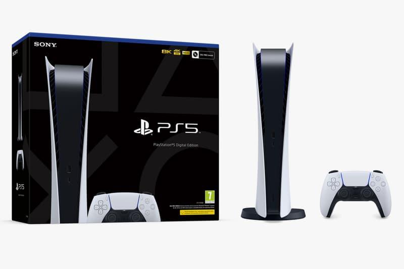 Sony PlayStation 5 硬體設備尺寸完整曝光