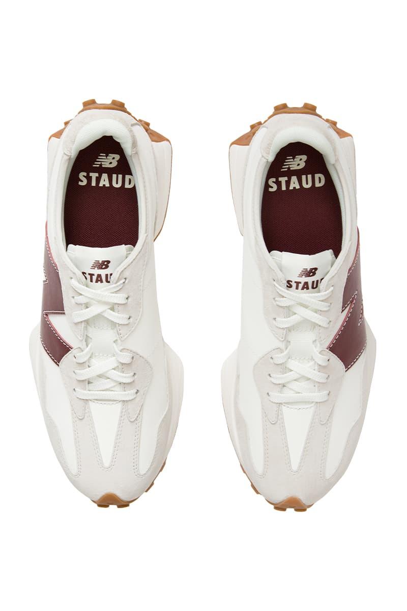 STAUD x New Balance 327 全新聯乘鞋款正式發佈