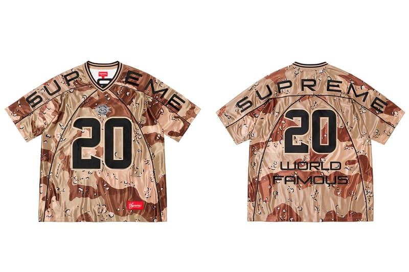 Supreme 2020 秋冬系列第 5 週入手指南