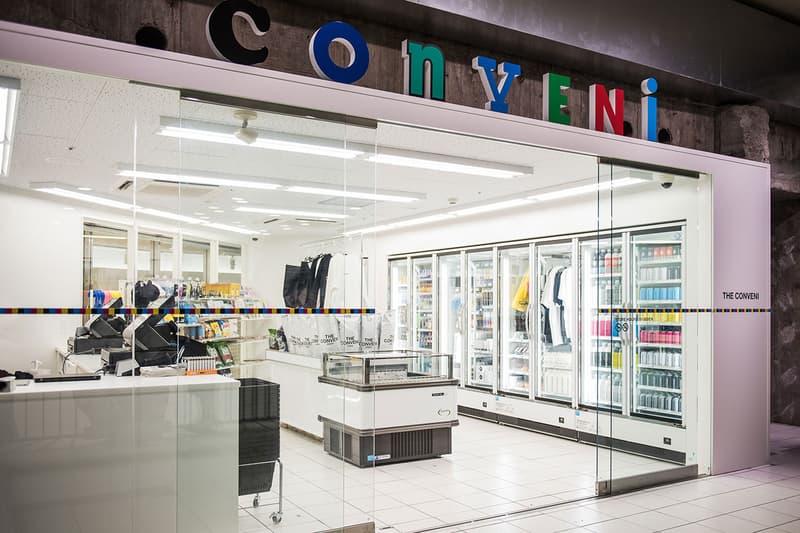 藤原浩主理之潮流名所 THE CONVENI 正式宣佈即將停止營業