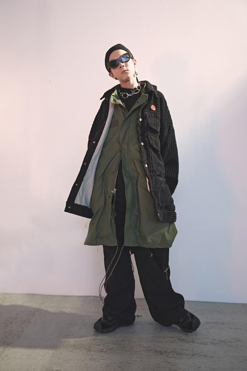 UMAMIISM 發佈 2020 秋冬系列 Lookbook