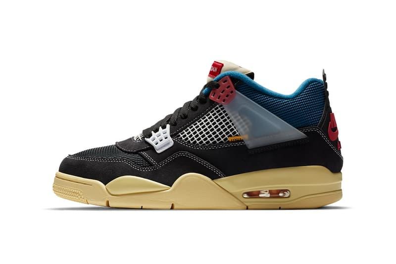 Union x Jordan Brand 2020 最新聯名鞋款系列即將登陸 Nike SNKRS