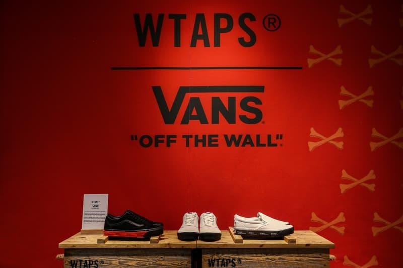 走进 Vans 亚洲首家 Boutique Store Vans Huai-Hi