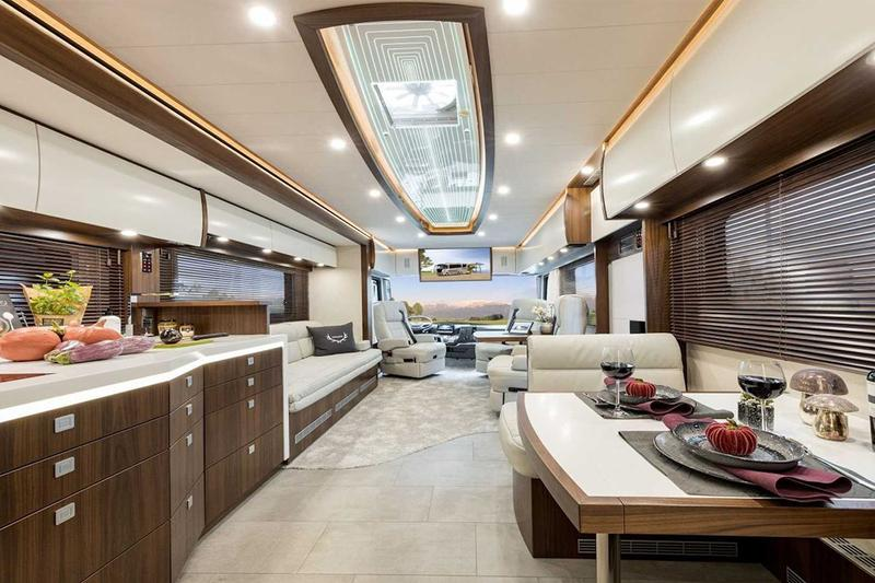 Variomobil 推出起價 $100 萬美元超豪華露營車