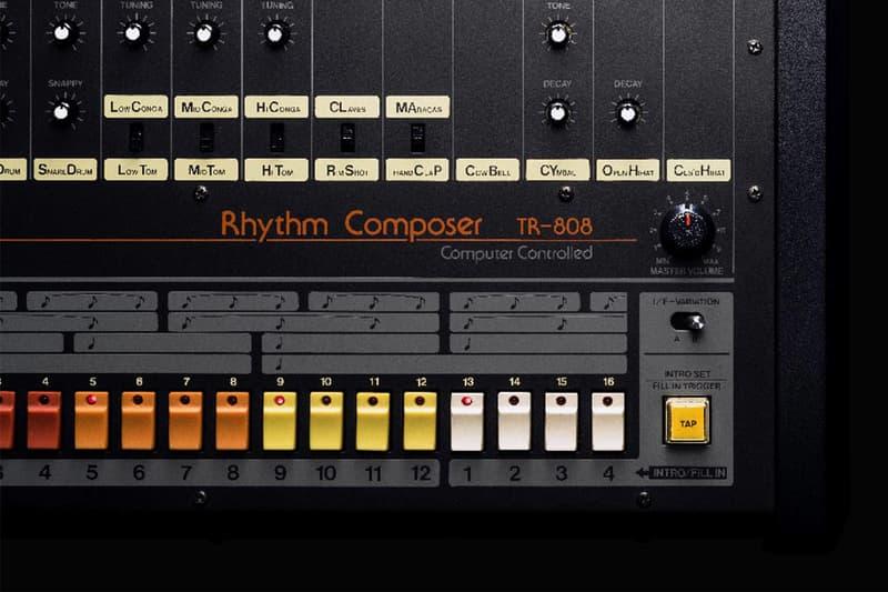 从坂本龙一、Daft Punk 到 Travis Scott,为何音乐人都对 808 爱不释手?