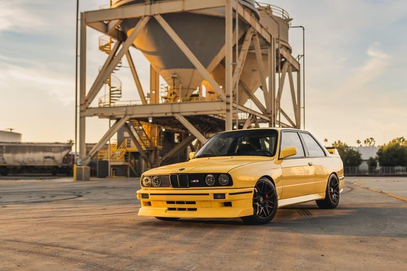 1989 年式樣 BMW E30 M3 改裝車款正式展開拍賣