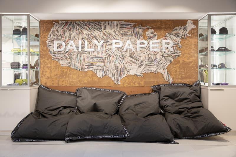 走进 Daily Paper 纽约下东区首家旗舰店
