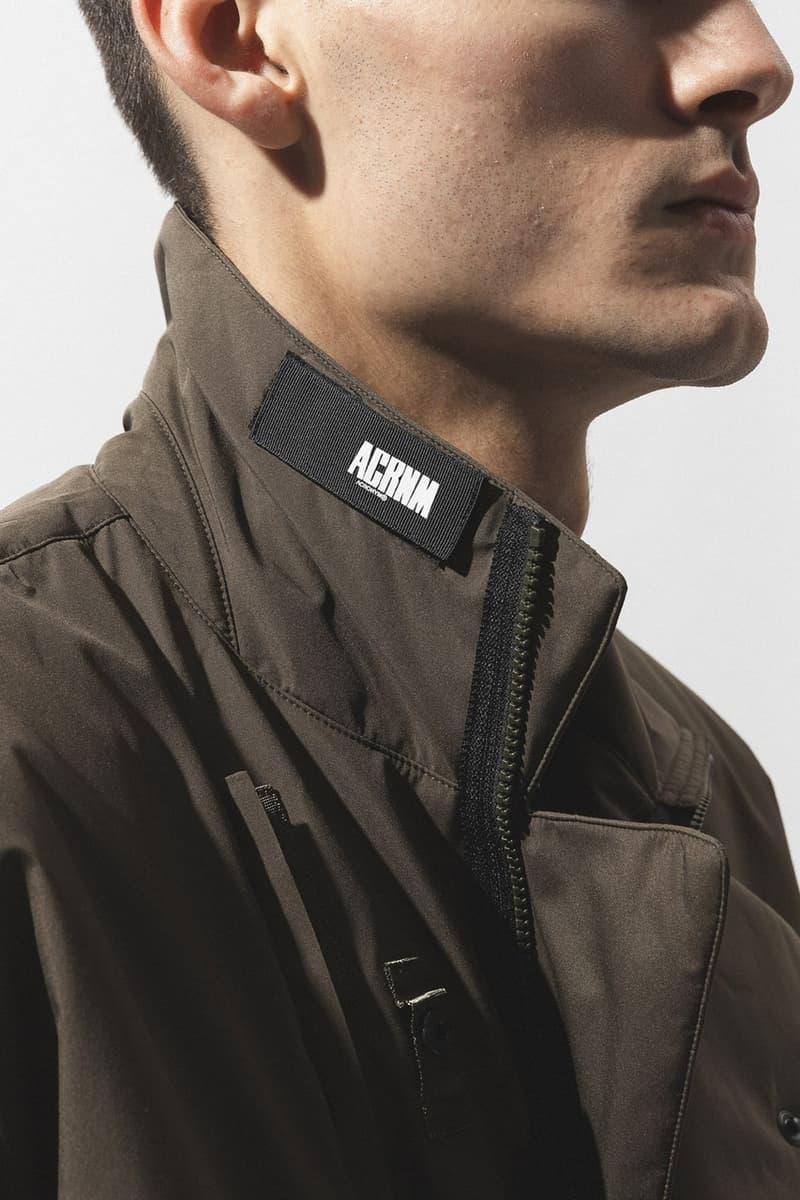 HBX 上架情報:ACRONYM 2020 秋冬系列新品發售