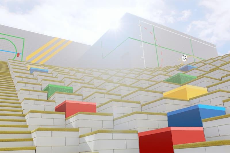adidas 宣佈將與 LEGO 展開長期合作