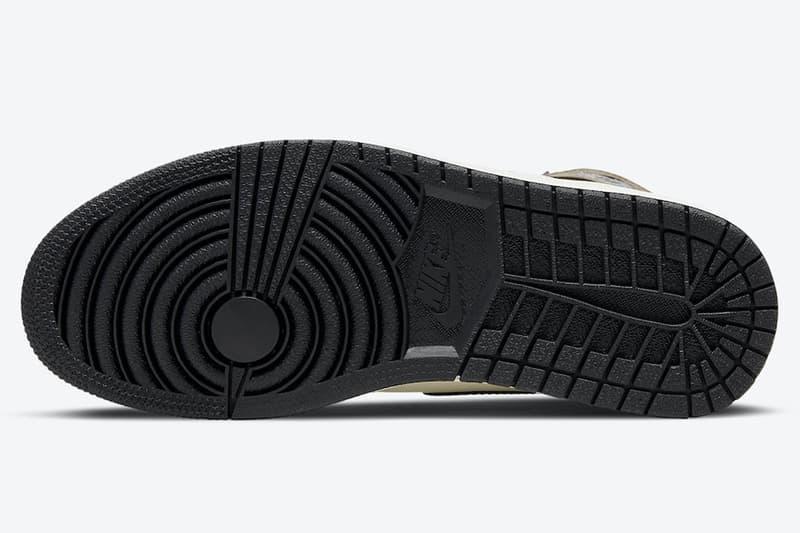 Air Jordan 1 High OG「Dark Mocha」官方圖輯、發售情報正式公開