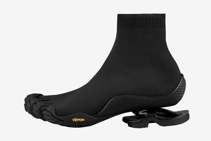 近赏 Balenciaga x Vibram 限量版 Toe 五趾鞋系列