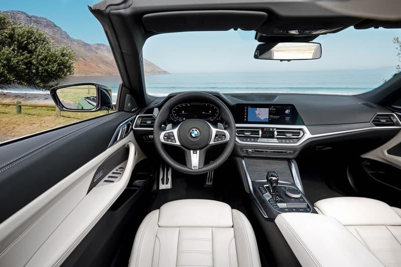 BMW 正式發表最新世代 4 Series Convertible 敞篷車型