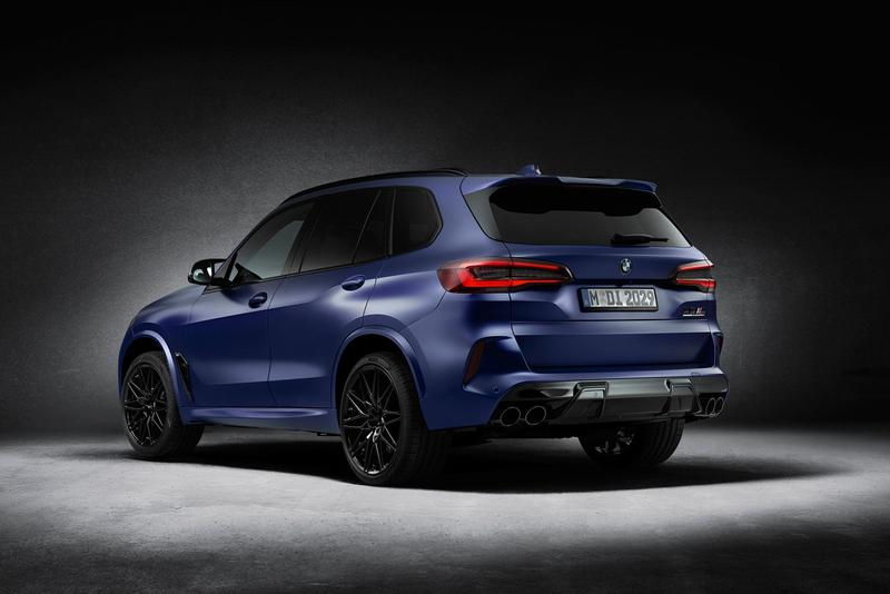 BMW 正式發表 X5 M、X6 M Competition 全新限量「First Edition」車款