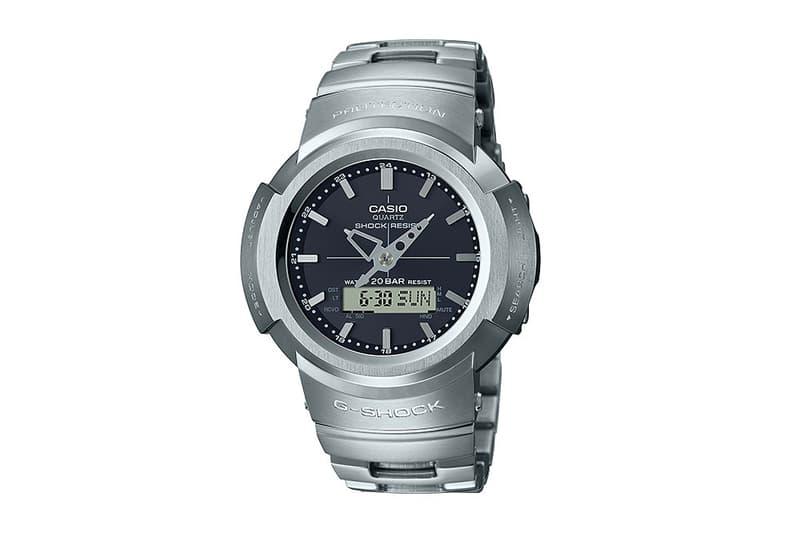 G-Shock 重新復刻首款經典數碼指針腕錶 AW-500