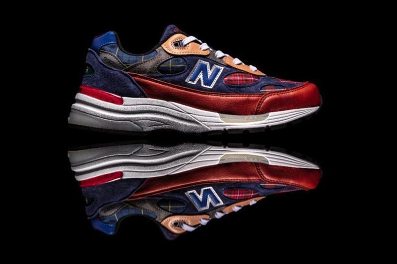 Concepts 攜手 New Balance 推出全新店舖限定 992 系列鞋款