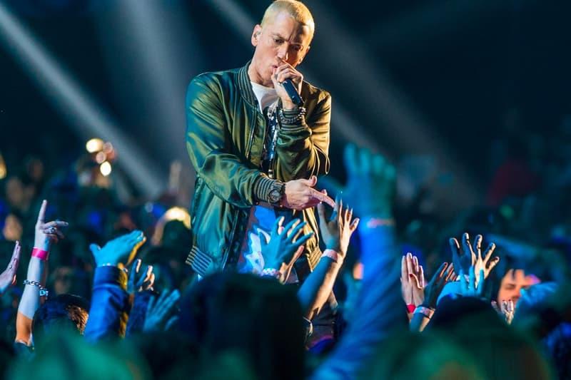 Eminem 生涯首部現場演出影片突襲曝光